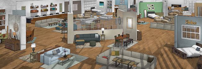 Bon Boston Interiors Announces Plans For Legacy Place Store Opening